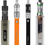 different types of vaporizers