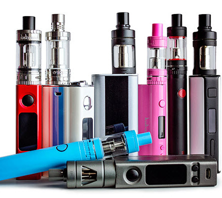 mods and vape pens